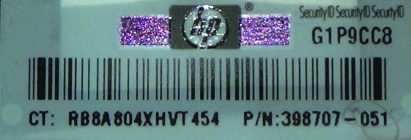 hp-label